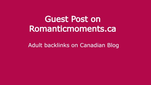 guest post on romanticmoments